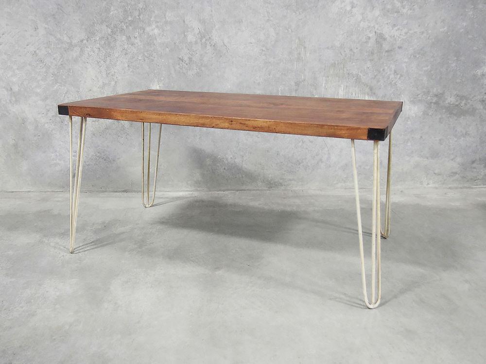 retro kitchen table legs photo - 10