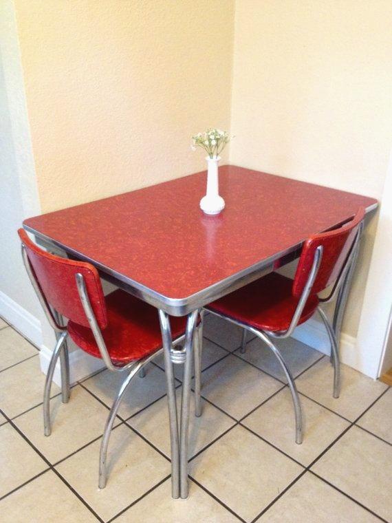 retro kitchen table phoenix photo - 4