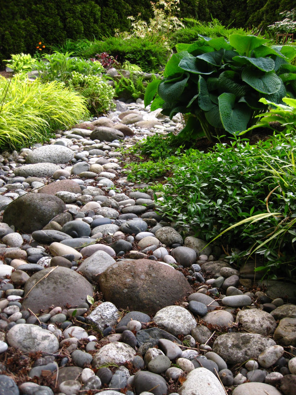 river rock gardens pictures photo - 1