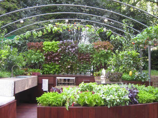 rooftop edible gardens photo - 9