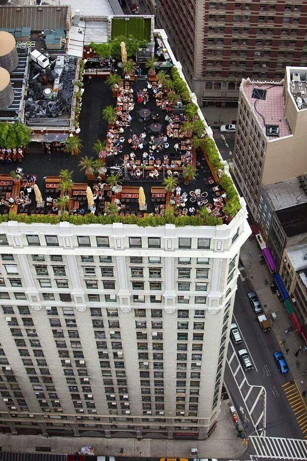 rooftop garden fifth avenue photo - 2
