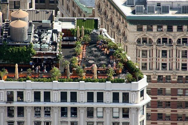 rooftop garden fifth avenue photo - 3