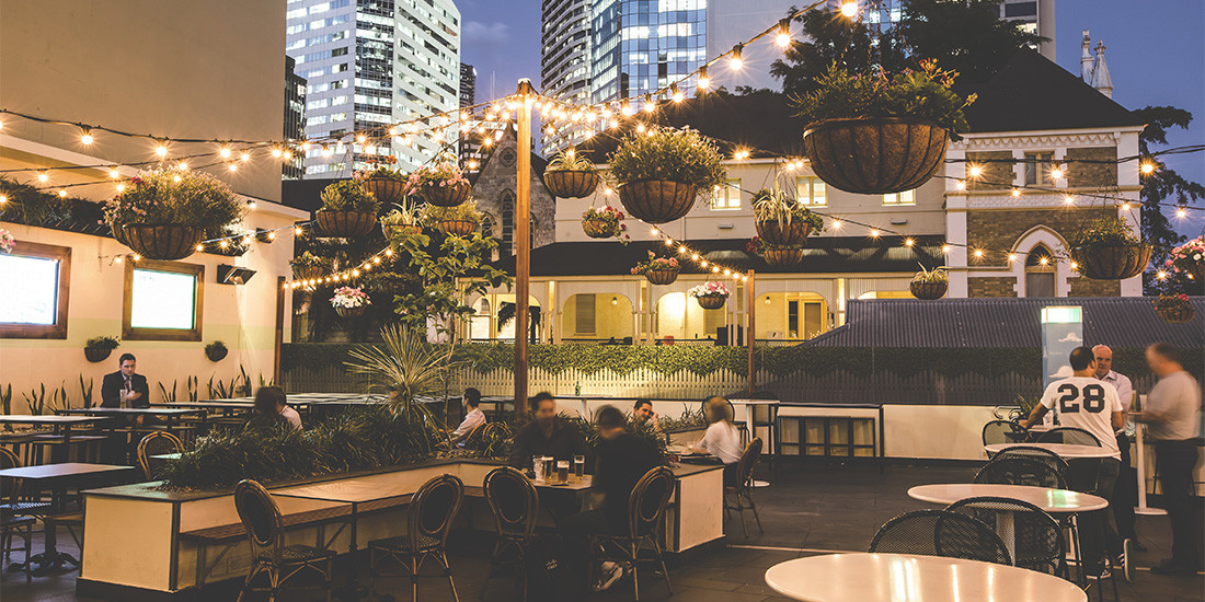 rooftop gardens bar photo - 4