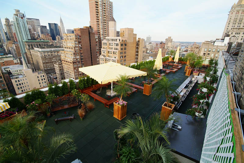 rooftop gardens bar photo - 6