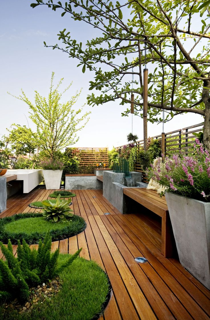 rooftop gardens ideas photo - 10