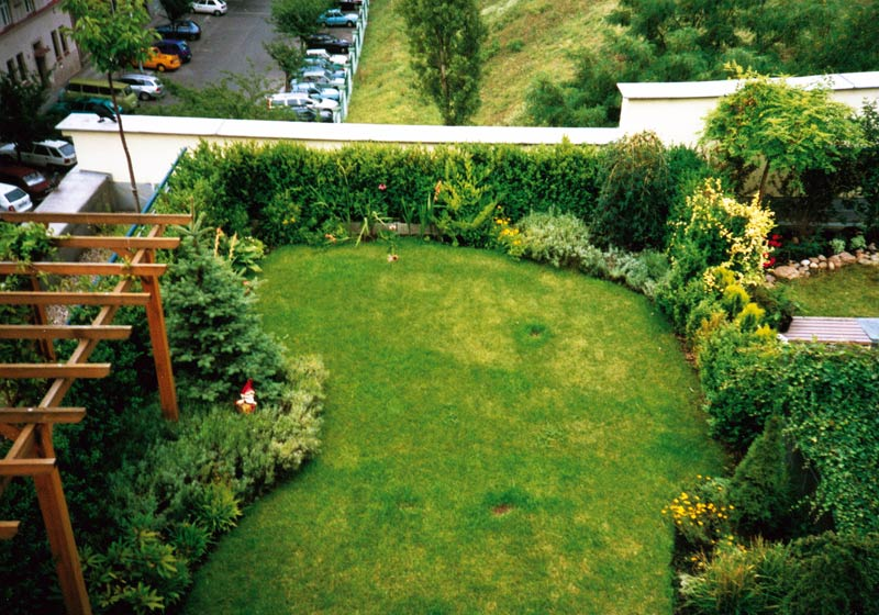 rooftop gardens ideas photo - 2