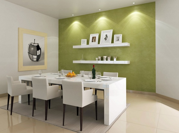 room colors with white furniture photo - 5