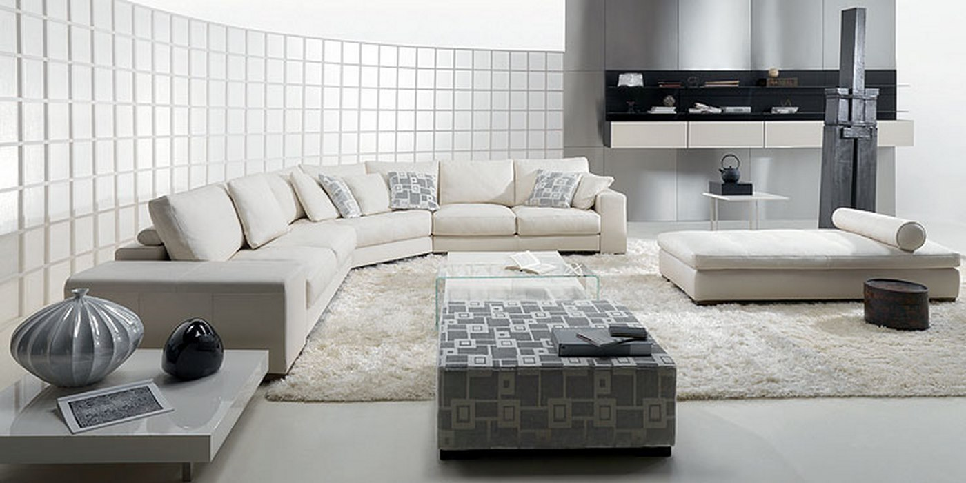 room designs with white furniture photo - 1
