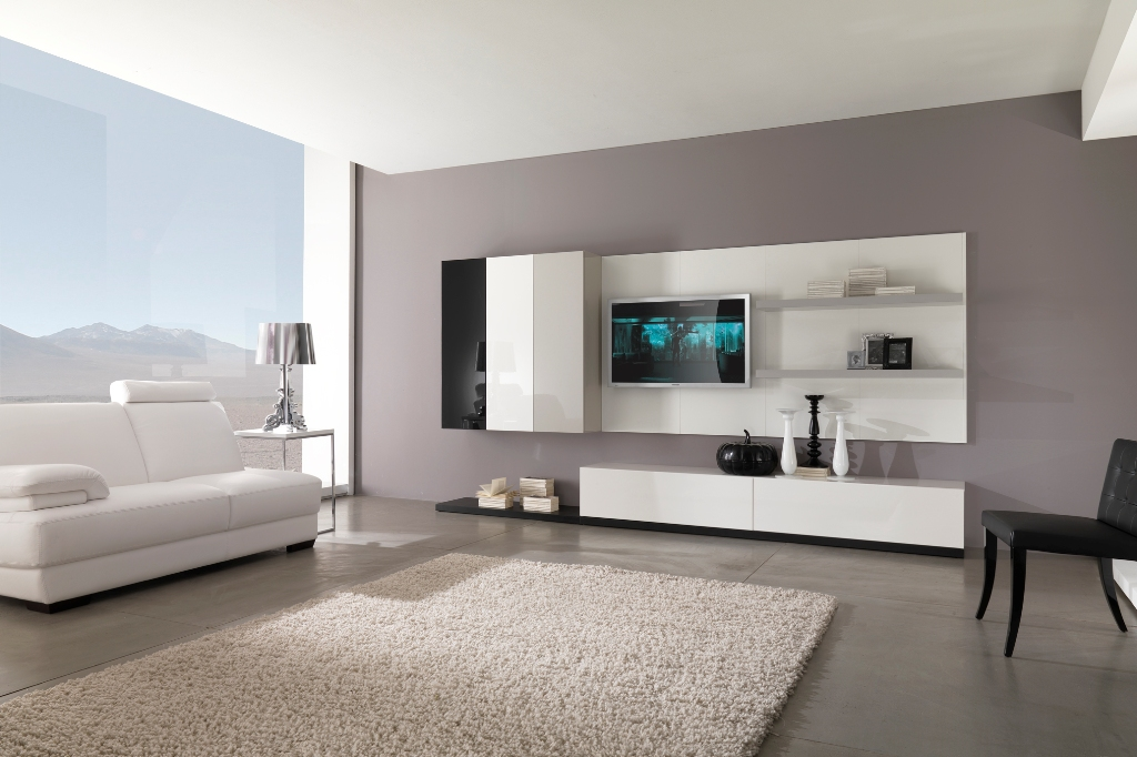 room designs with white furniture photo - 7