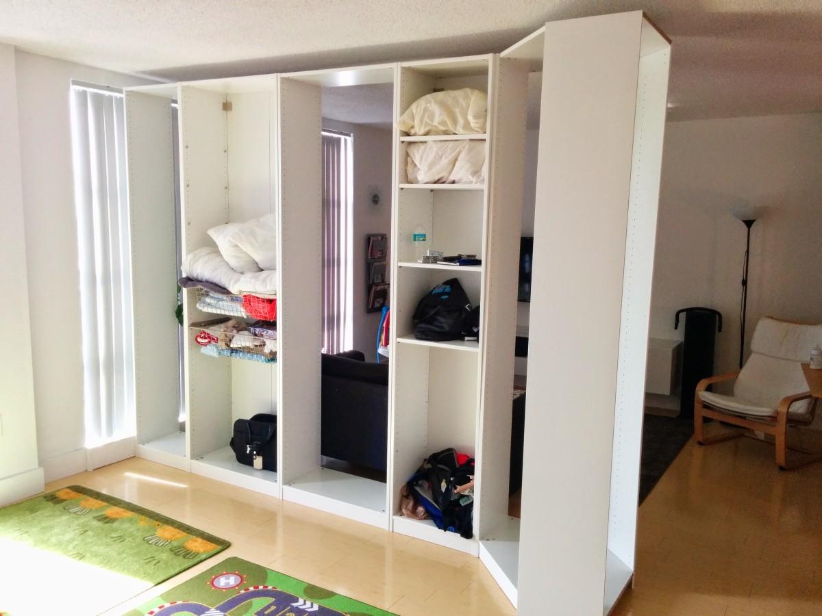 room partition ideas ikea photo - 4