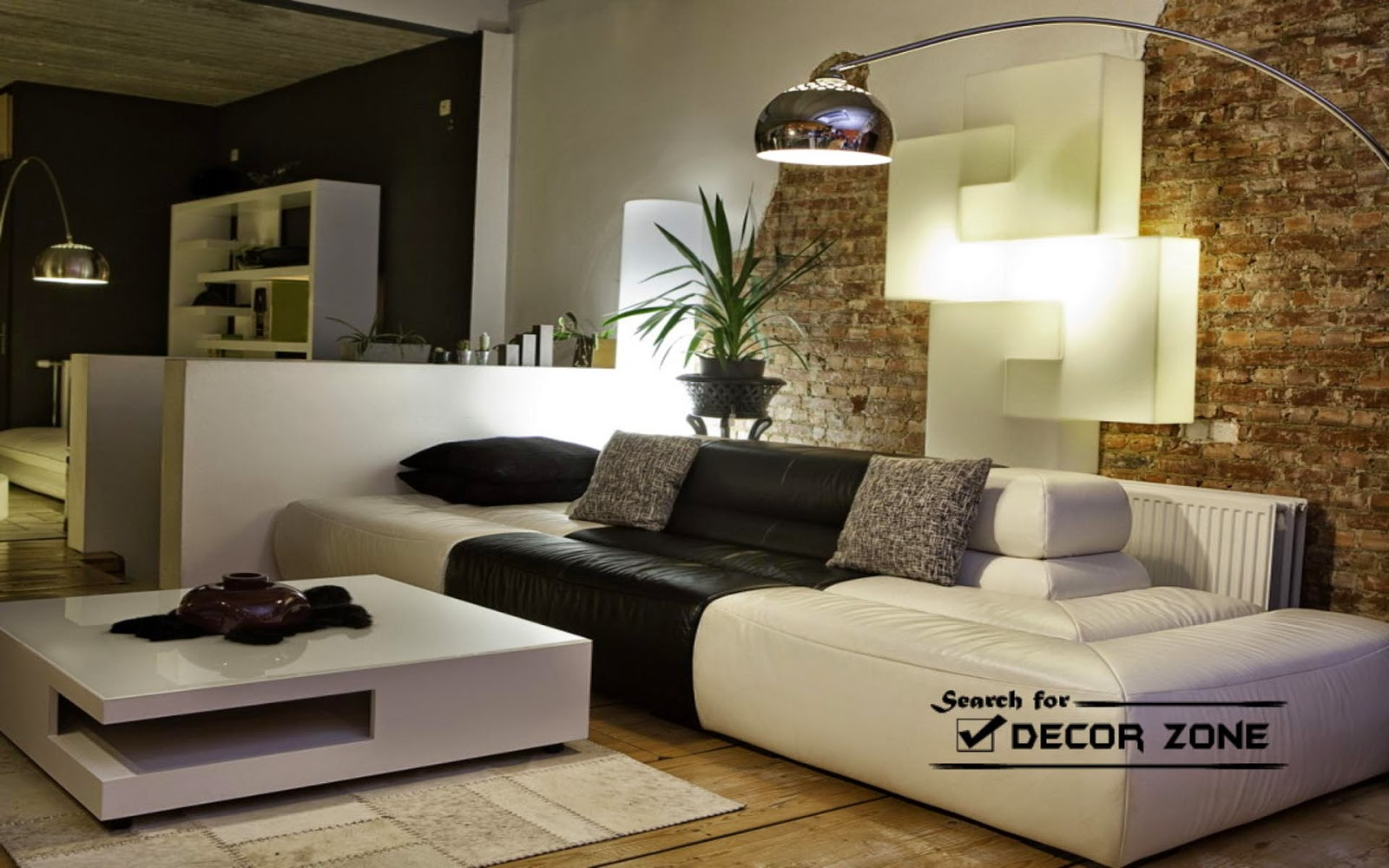 room with white furniture photo - 10