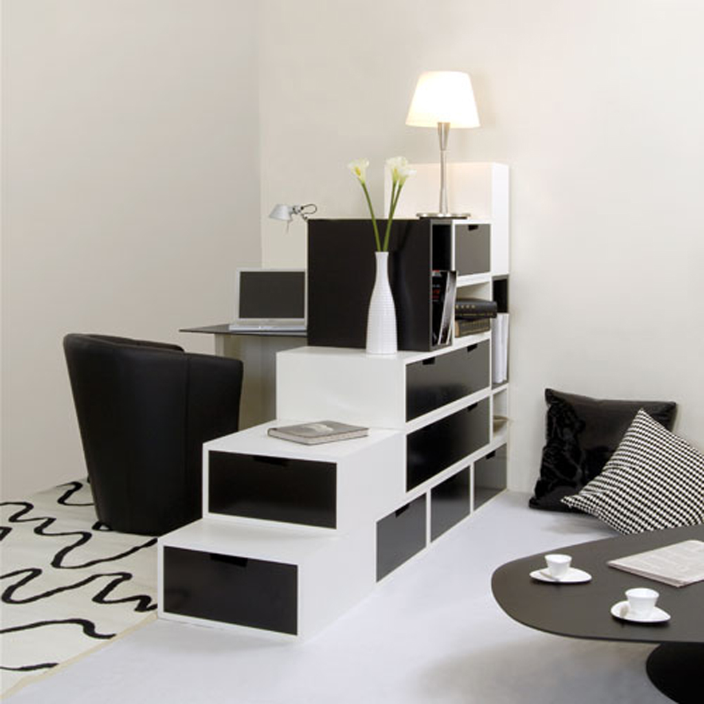 room with white furniture photo - 5