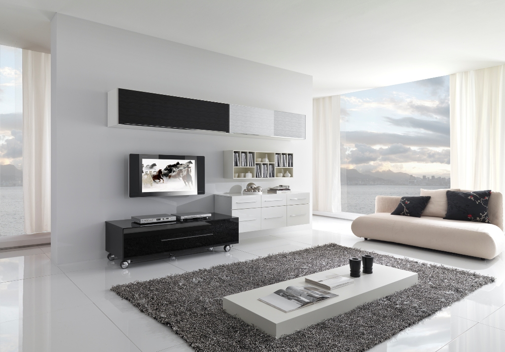 room with white furniture photo - 9