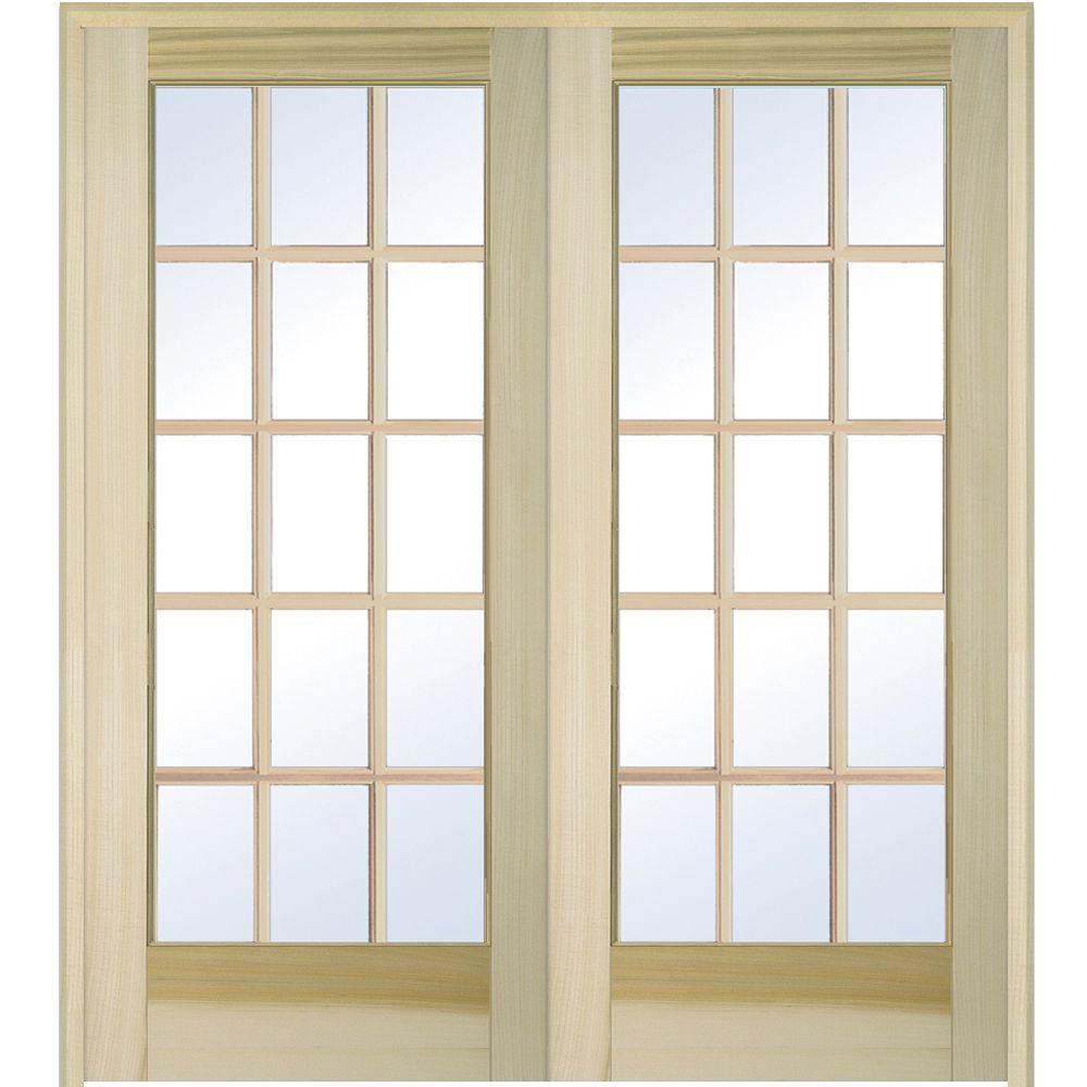rosco french doors interior photo - 6