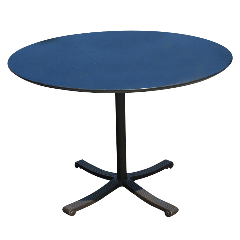 round dining table granite photo - 7