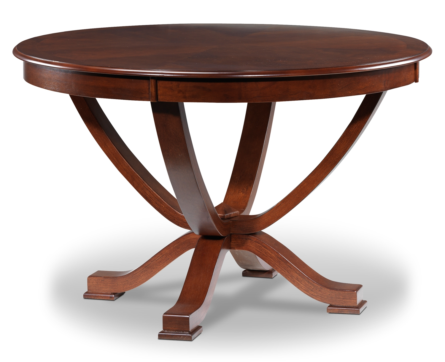 round dining tables and chairs photo - 8