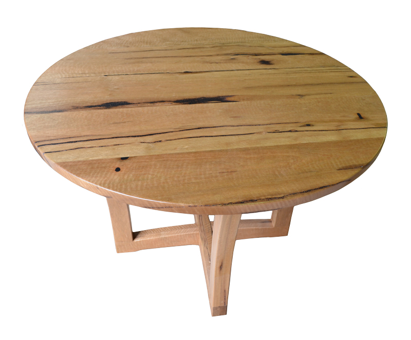 round dining tables for 6 photo - 10