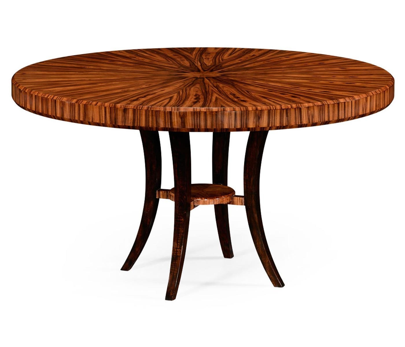 round dining tables for 6 photo - 2