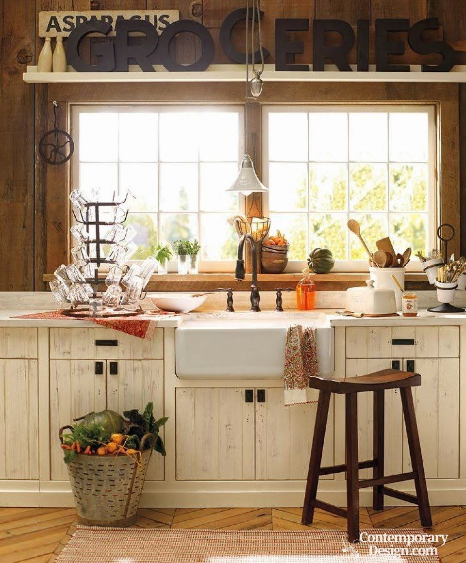 Rustic Country Kitchen Design Ideas Hawk Haven