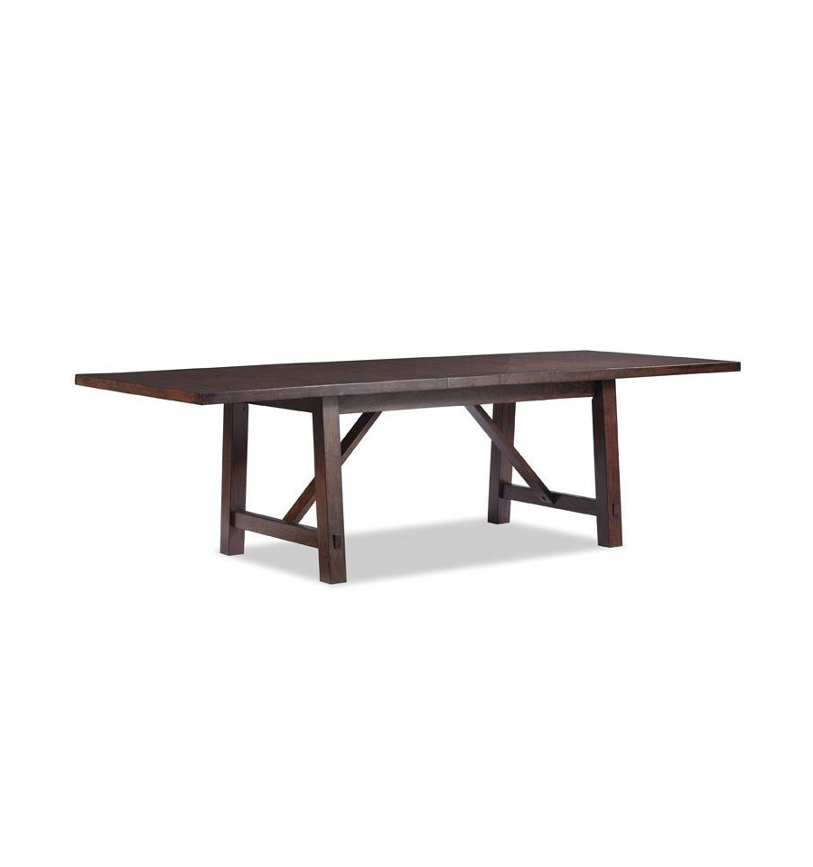 rustic dining table set photo - 8