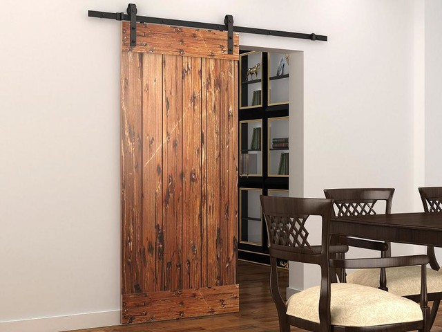 Incroyable Rustic Interior Sliding Doors Photo   2