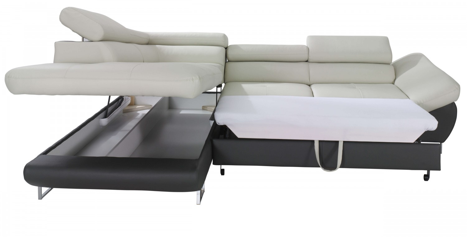 sectional sleeper sofa photo - 1