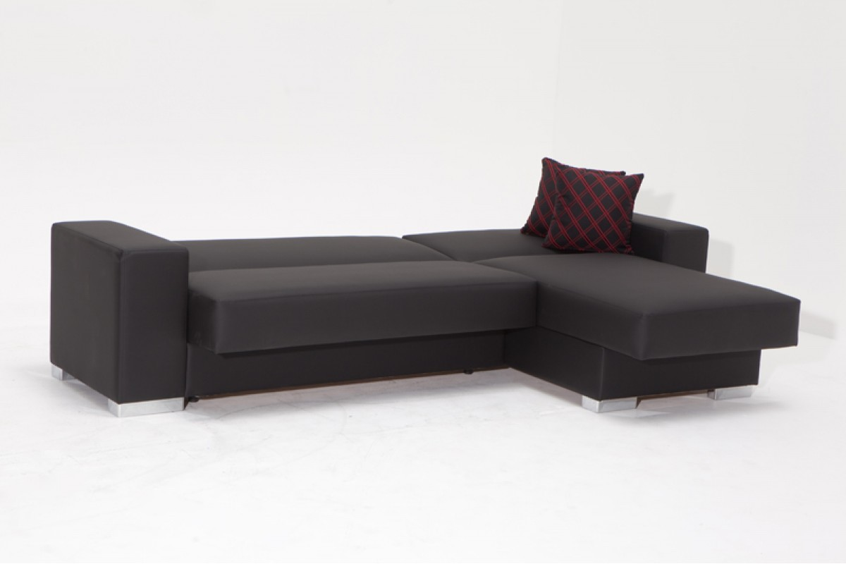 sectional sleeper sofa photo - 2