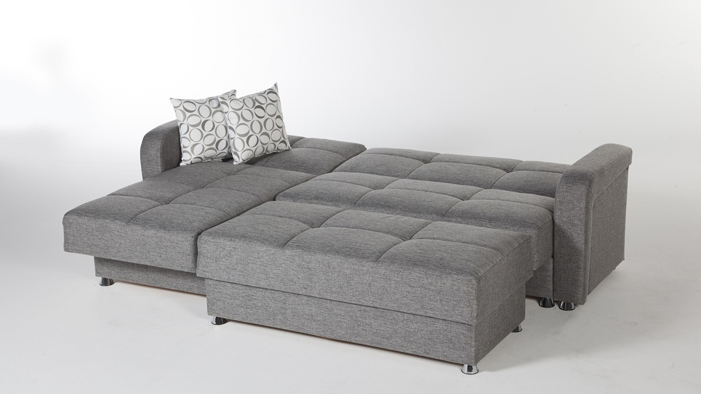 sectional sleeper sofa photo - 6