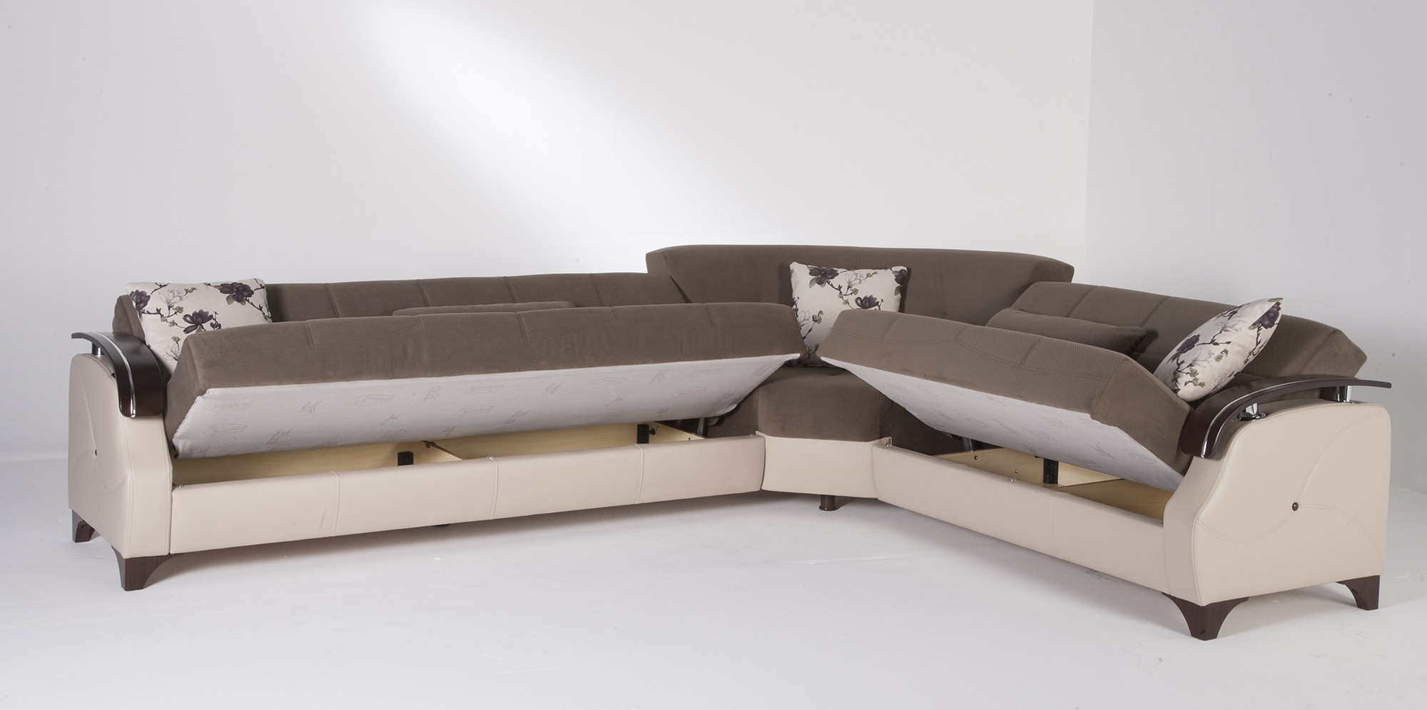 sectional sleeper sofa photo - 9