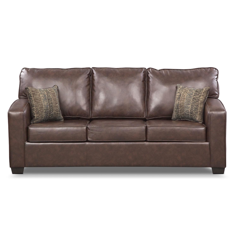 Sectional sleeper sofa queen   Hawk Haven