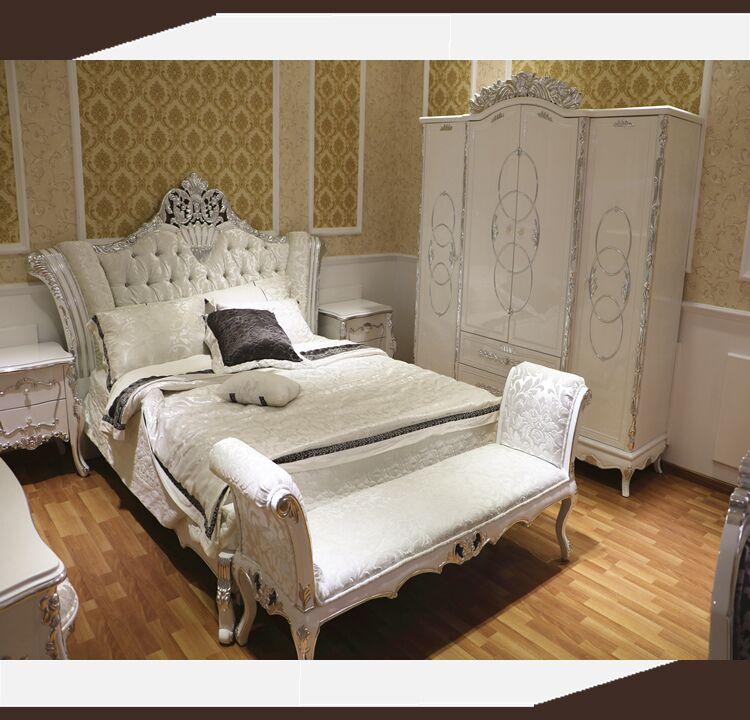 silver leaf bedroom sets photo - 1