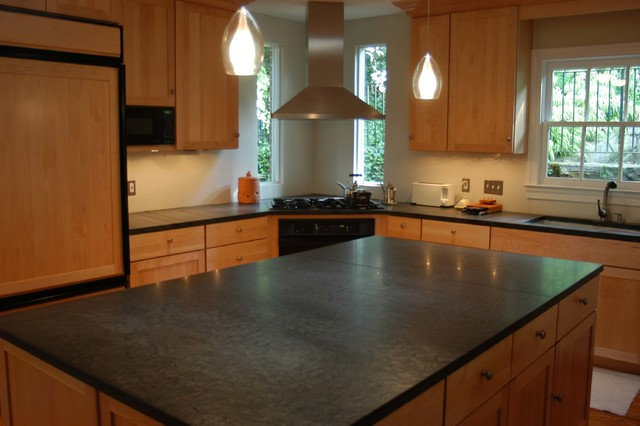slate tile for kitchen countertops photo - 10