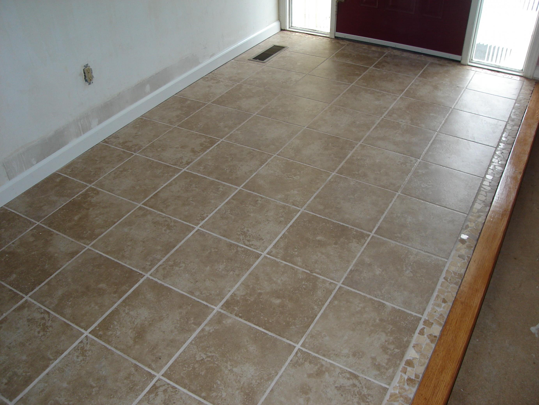 slate tile good for kitchen photo - 2
