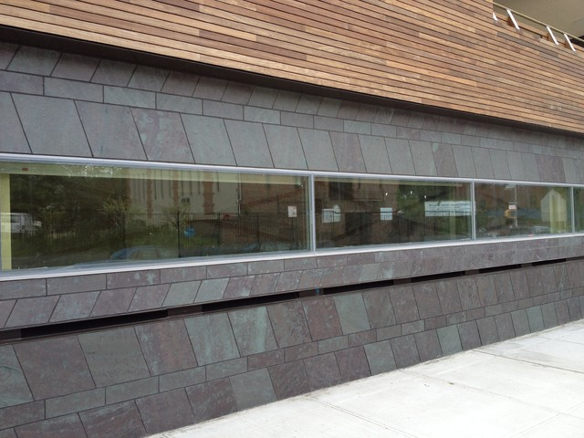 slate tiles for exterior walls photo - 10