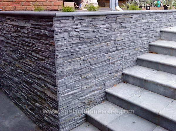 slate tiles for exterior walls photo - 6