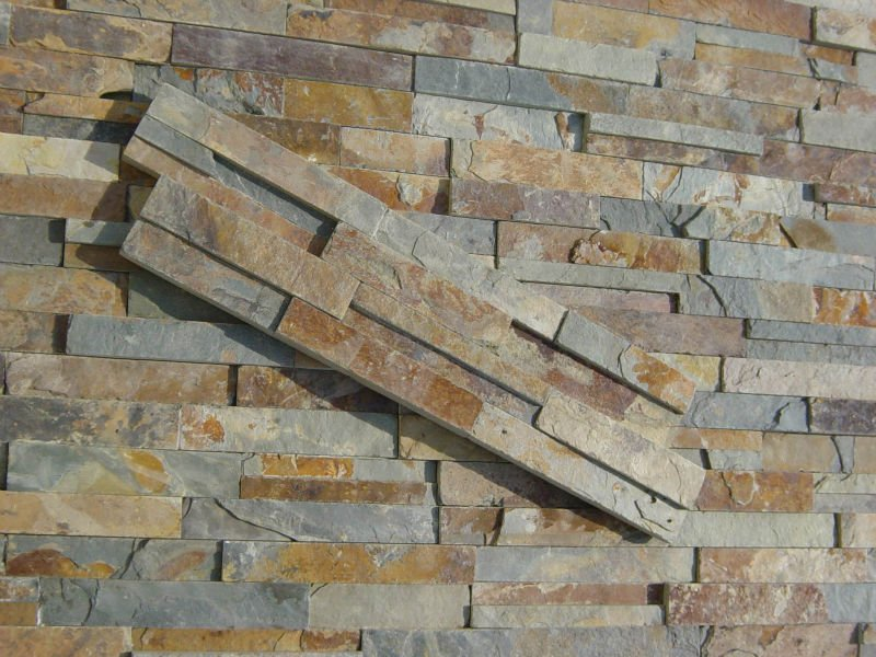 slate tiles for exterior walls photo - 7