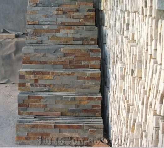slate tiles for exterior walls photo - 8