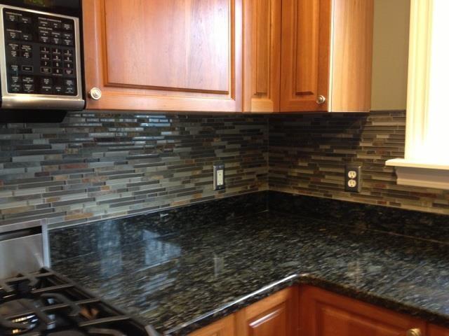 slate tiles for kitchen photo - 5