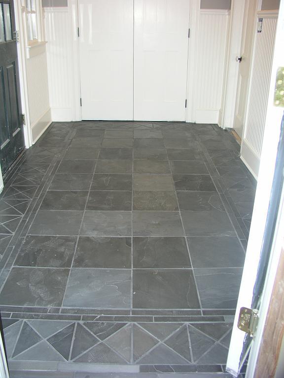 slate tiles for kitchen photo - 8