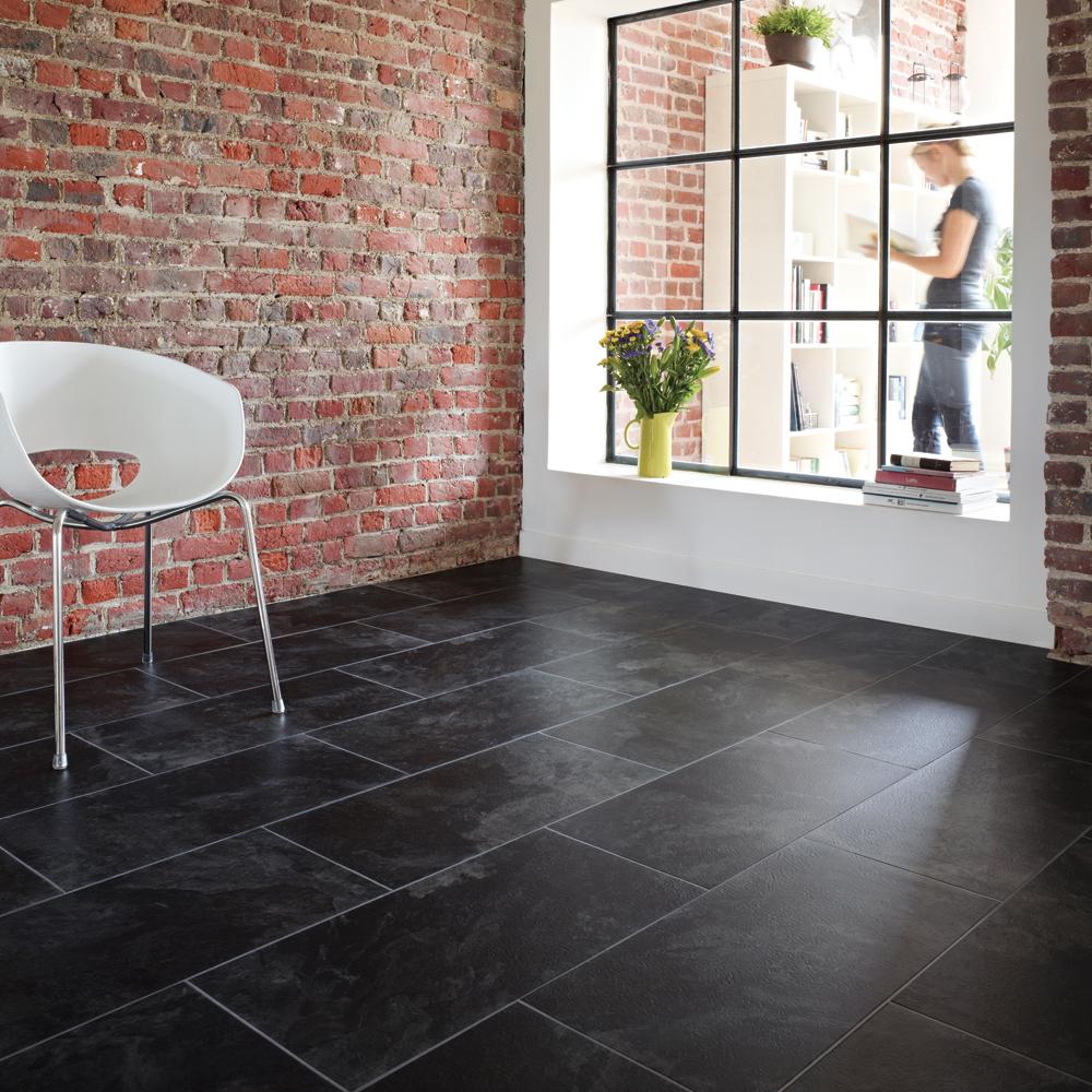 slate tiles for kitchen floor photo - 4