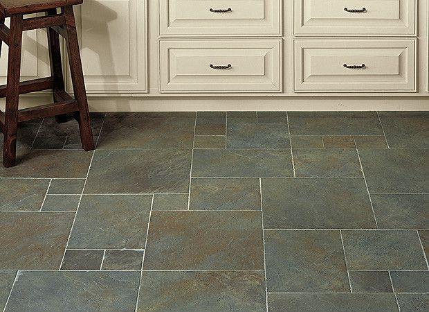 slate tiles for kitchen floor photo - 9