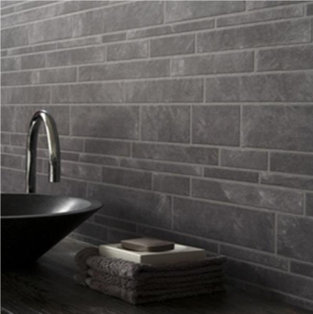 slate tiles for kitchen wall photo - 10