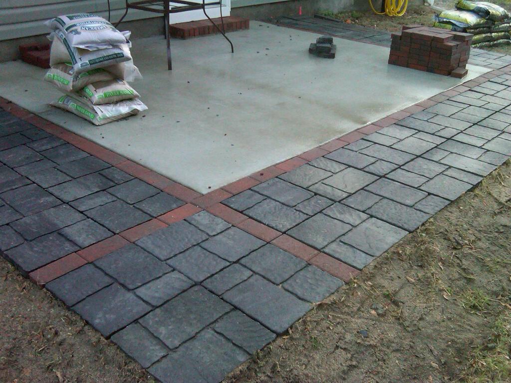 slate tiles for landscaping photo - 3