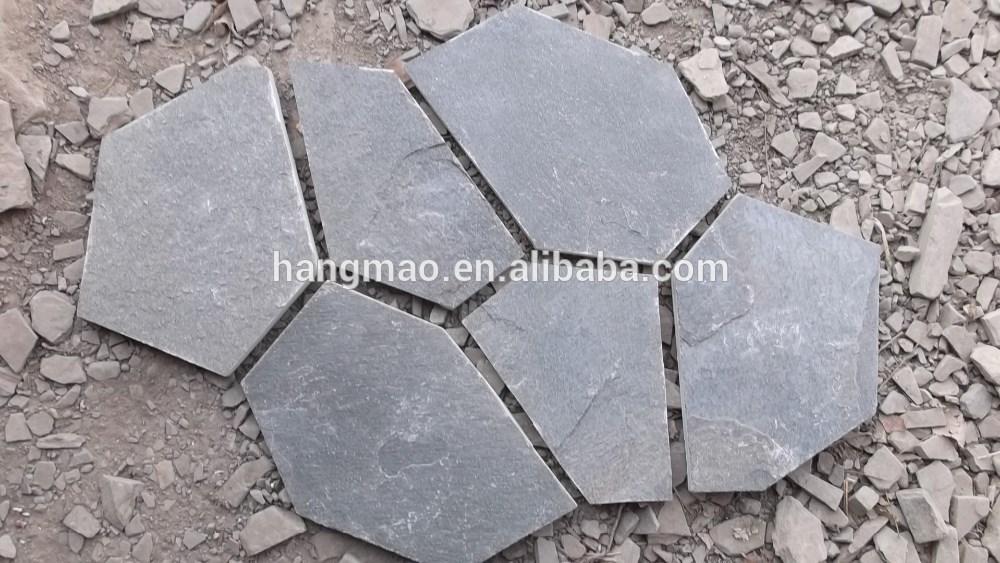 slate tiles for landscaping photo - 5