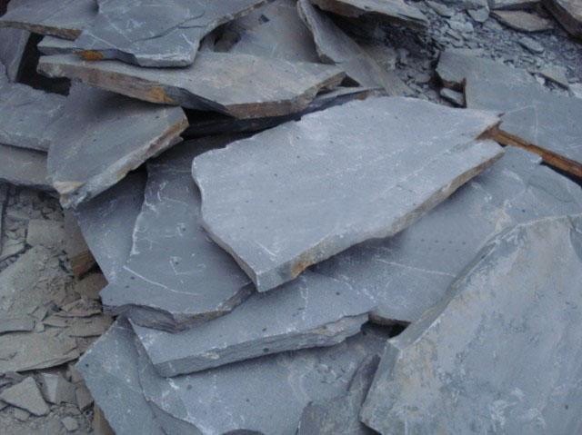 slate tiles for landscaping photo - 6