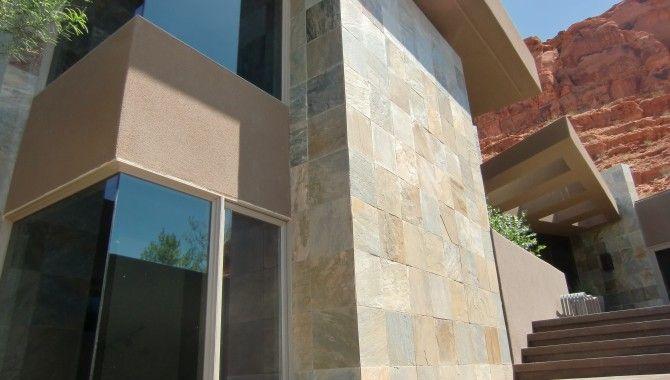 slate tiles for outside walls photo - 10