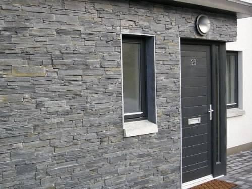 slate tiles for outside walls photo - 2