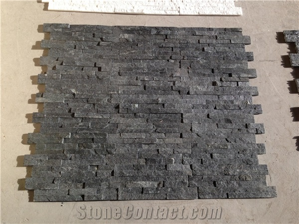 slate tiles for outside walls photo - 7