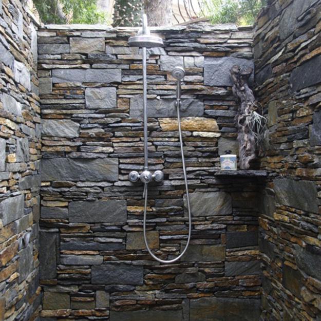 slate tiles for outside walls photo - 9