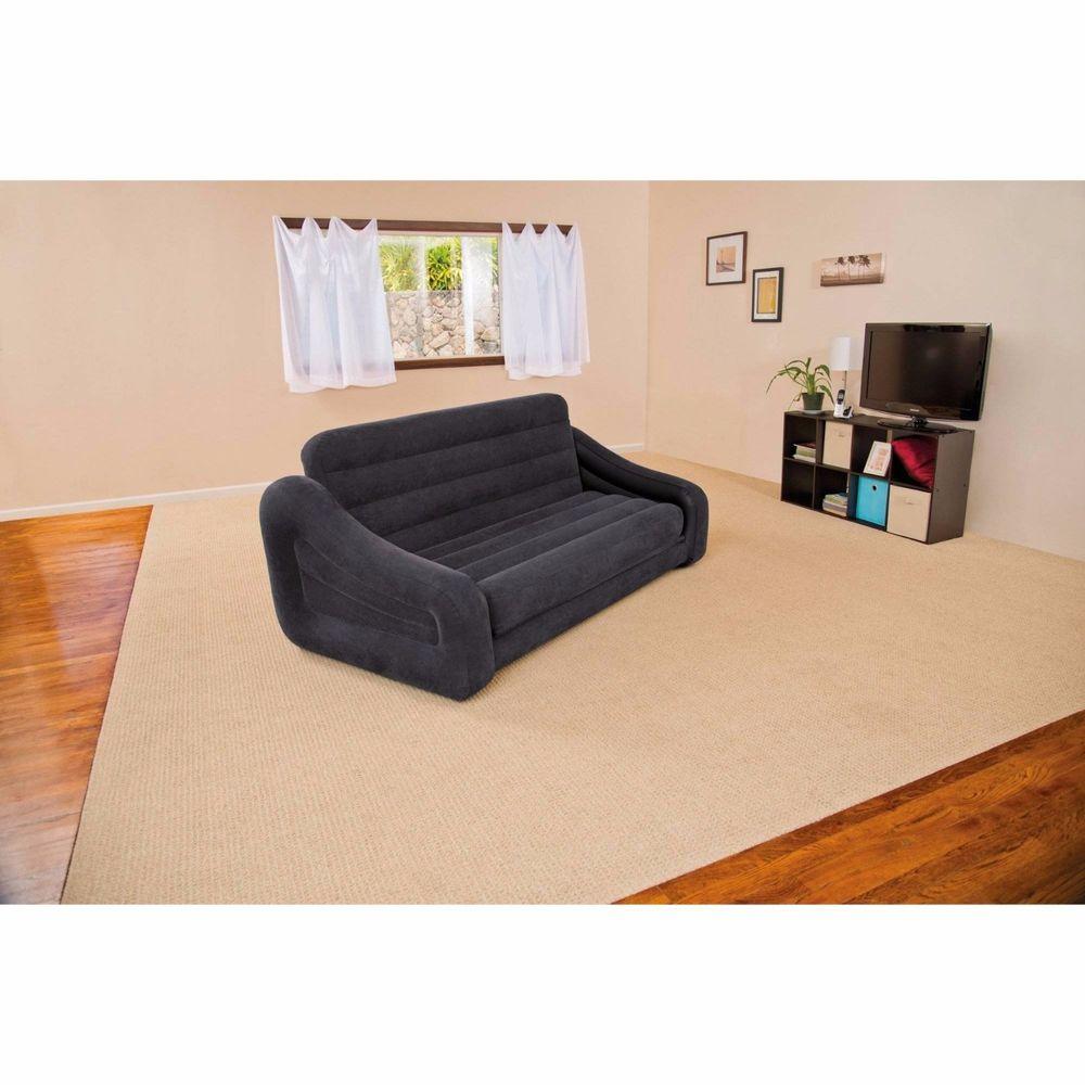 sleeper sofa air mattress photo - 7